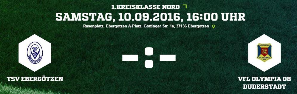 VfL I - Ebergötzen